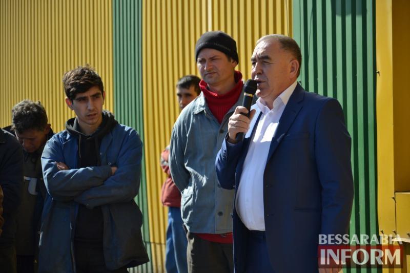 В Измаиле обворовали на 15 млн. гривен маслоэкстракционный завод. Руководство предприятия говорит, что полиция бездействует