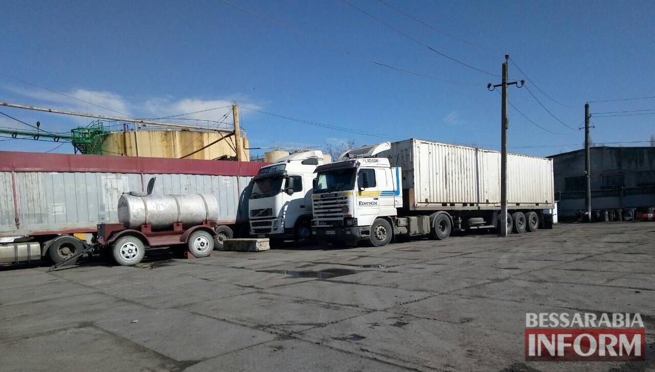 Полиция опровергает свою бездеятельность в расследовании мошенничества на маслоэкстракционом заводе в Измаиле