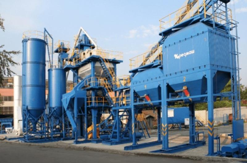 Производство асфальтобетонной смеси как выгодный бизнес в Украине
