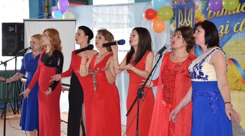 В Измаильском пограничном отряде поздравляли женщин с 8 Марта