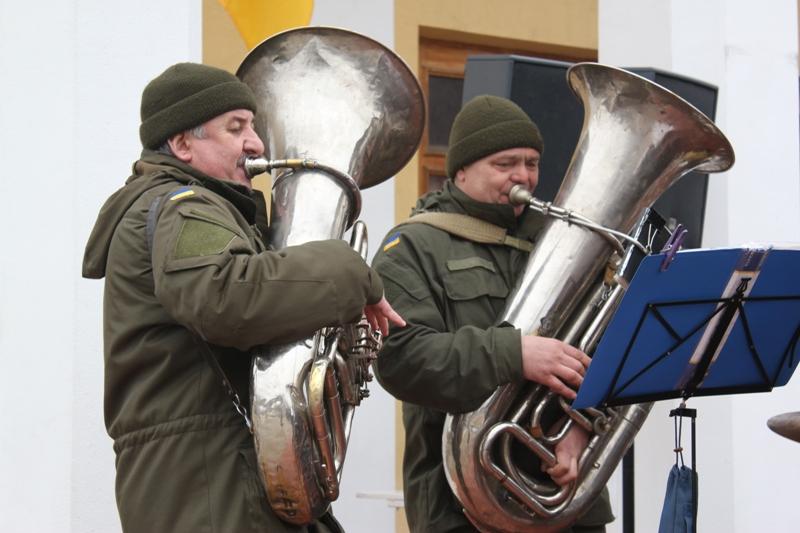 Четвертая годовщина Нацгвардии: в Измаиле по случаю праздника прошли официальные торжества