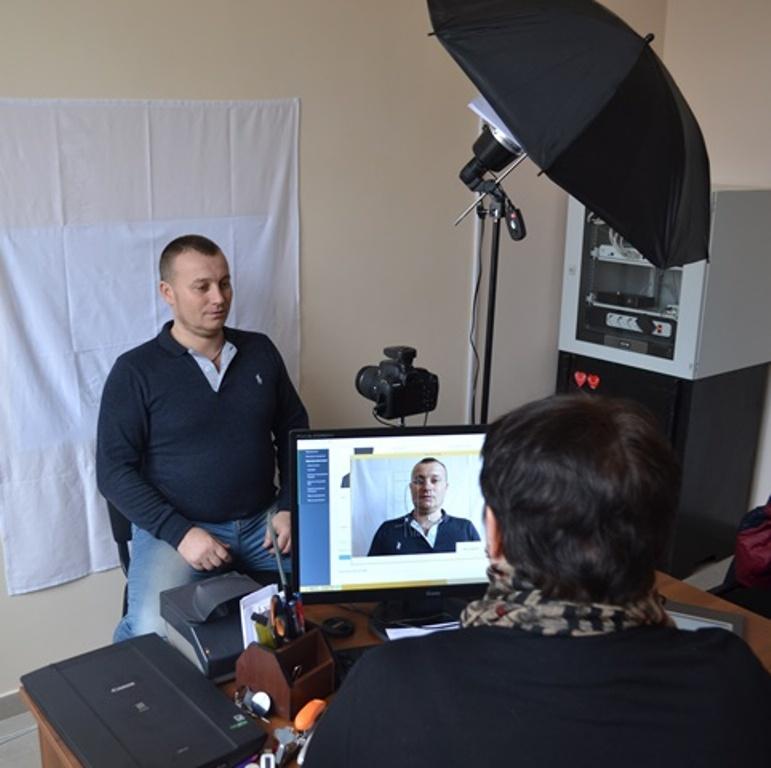 В Болграде биометрический паспорт теперь можно оформить и в Центре предоставления админуслуг