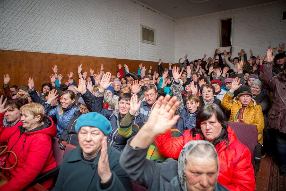 Команда Александра Дубового представила кандидатов на должности головы и депутатов Килийской ОТГ