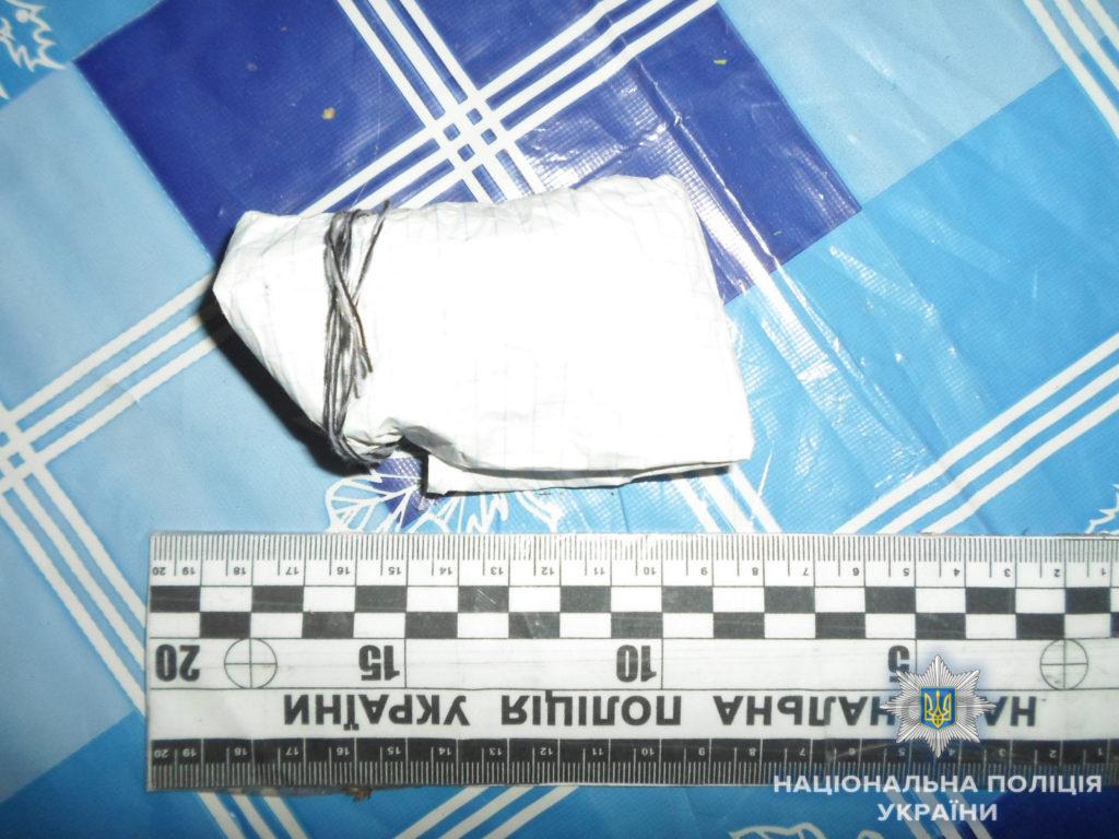 В Измаильском р-не у внука, обворовывавшего свою бабушку, в ходе следствия обнаружили еще и наркотики