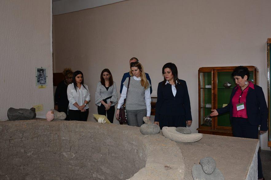 Мэр Аккермана подписала Меморандум о сотрудничестве с руководством древнейшего города Армении