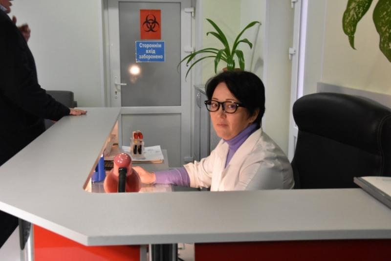 В Одесском областном онкодиспансере обновили отделение химиотерапии