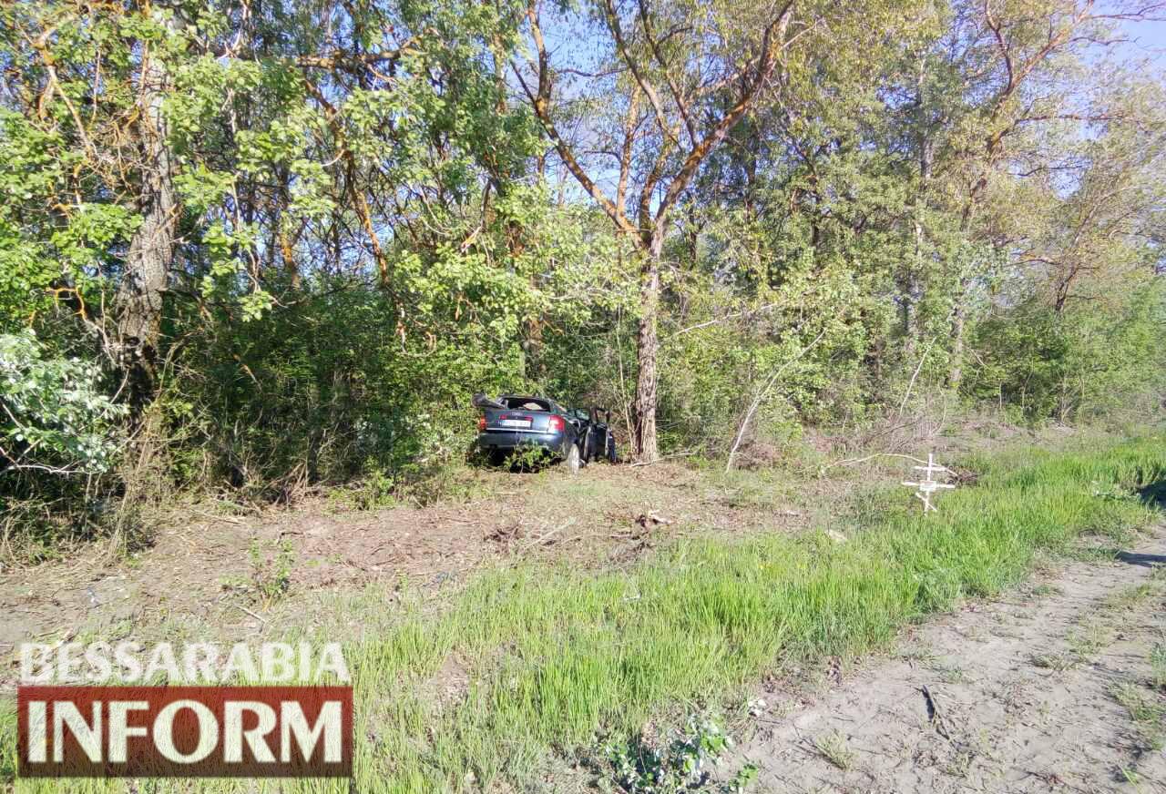 Алкоголь и скорость: на въезде в Вилково водитель, решивший погонять, убил пассажира
