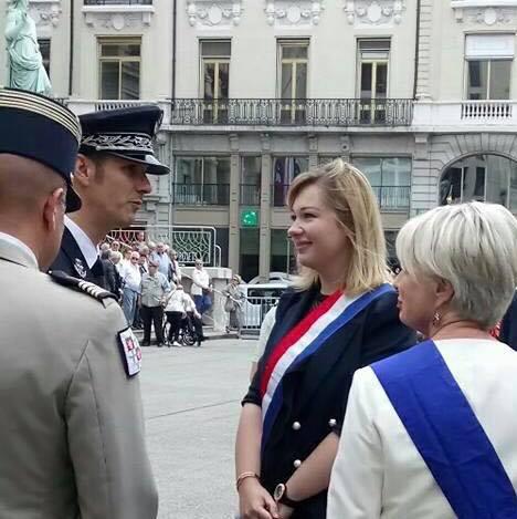 Вчера Килию, свою малую родину, посетила депутат Парламента Франции (фото)