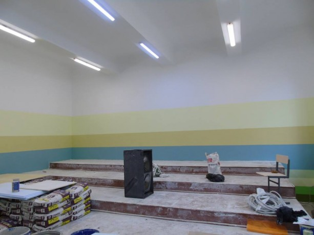 Болградская гимназия имени Г.С. Раковского капитально преображается в канун своего 160-летия
