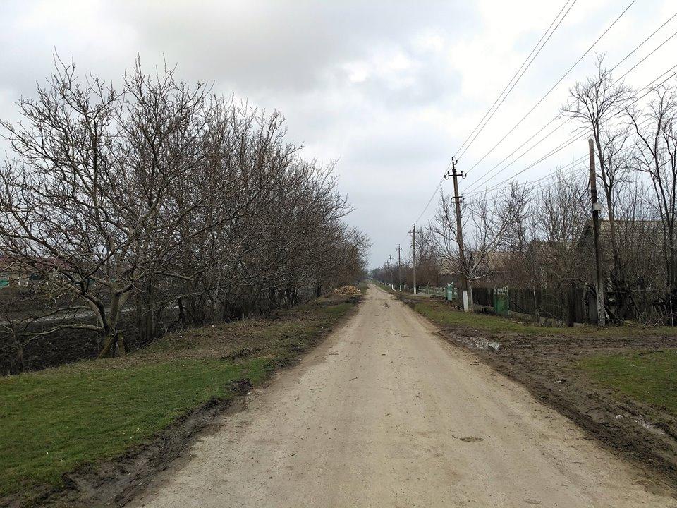 В крохотном селе Белгород-Днестровского района впервые за 20 лет восстановят уличное освещение