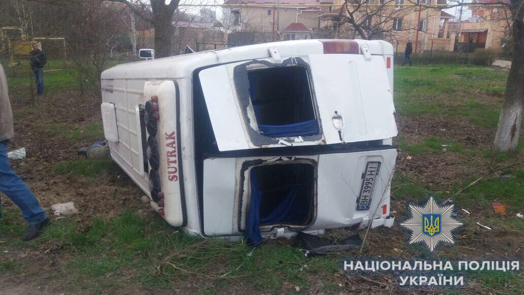 Смертельное ДТП в Лесках: погиб пассажир маршрутного такси