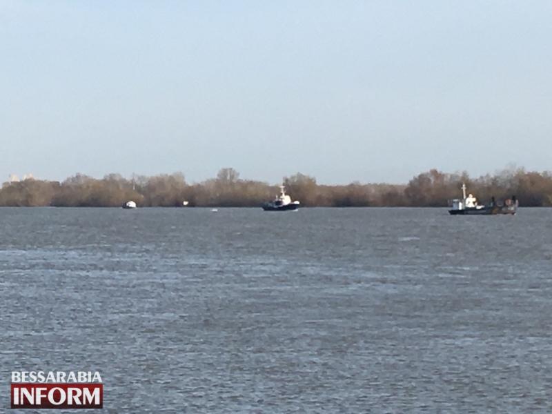 На Дунае в районе Измаила всплыли две полутонные плавучие мины (обновлено)