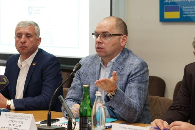 На базе центральных районных больниц Одесской области создадут приемные отделения по образцу Канады и США