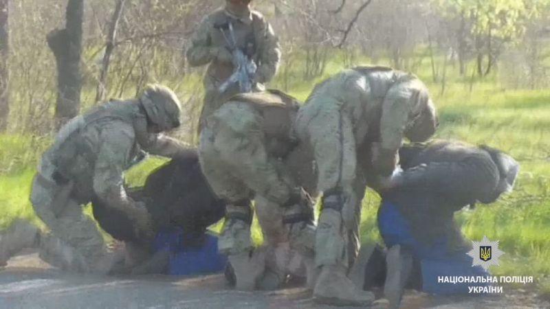 Белгород-Днестровские правоохранители задержали «диверсантов», организовавших «взрыв»