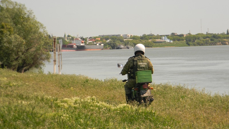 Измаильские пограничники начинают специальные мероприятия «Дунай-2018»