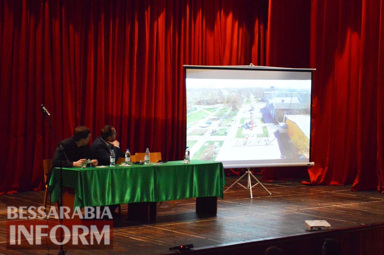 Александр Дубовой посетил населенные пункты Килийской ОТГ