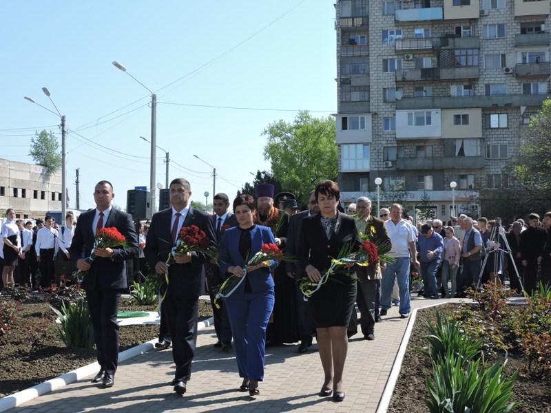 Годовщина трагедии: Измаил сегодня вспоминает жертв Чернобыля