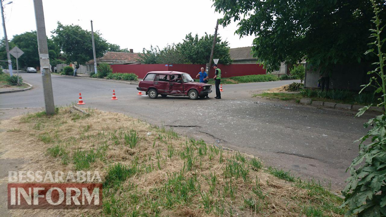 ДТП с пострадавшими в Измаиле: две женщины и двое детей доставлены в больницу