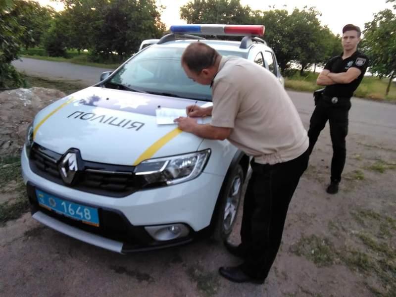 """Браконьеры сожгли единственную машину национального парка """"Тузловские лиманы"""""""