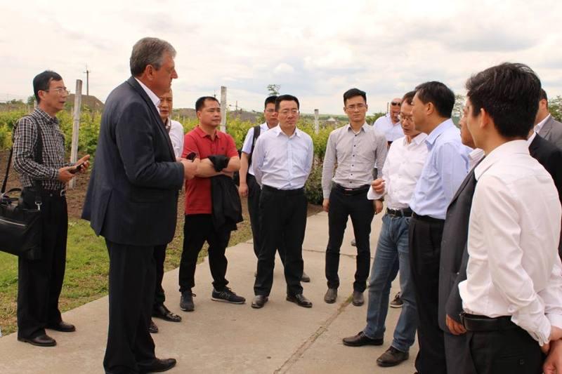 Бизнесмены из Китая заинтересовались перспективами инвестировать в экономику Саратского района