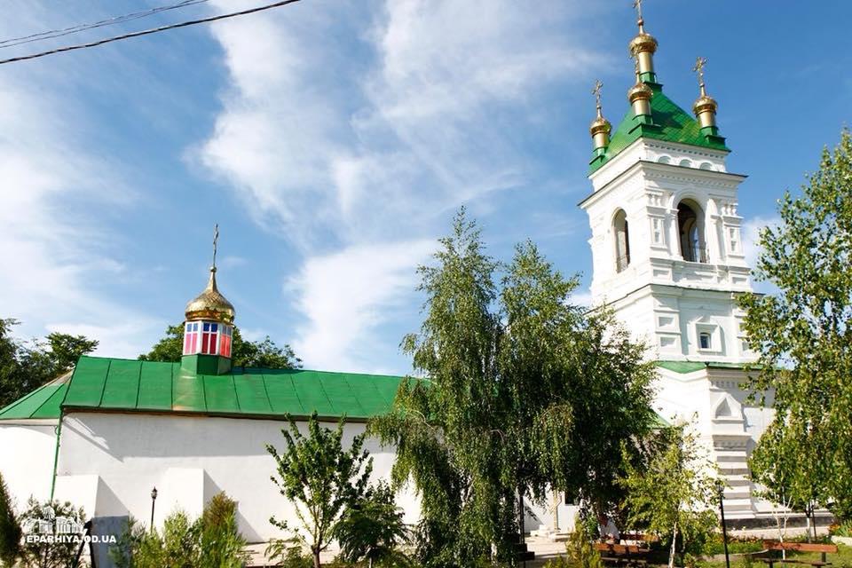 На территории Килийской центральной больницы построят храм-часовню