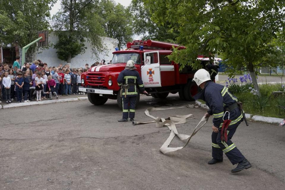 Максим Степанов неожиданно нагрянул в школу Татарбунар и устроил разгромную проверку пожарной безопасности