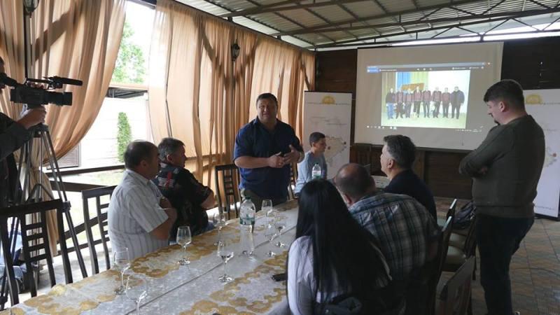 """Общественной организации """"Центр развития Бессарабии""""  исполнился год"""