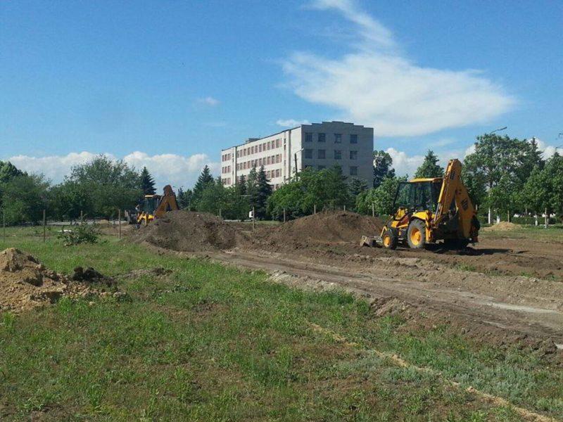 По всей Украине строят общежития для военнослужащих-контрактников