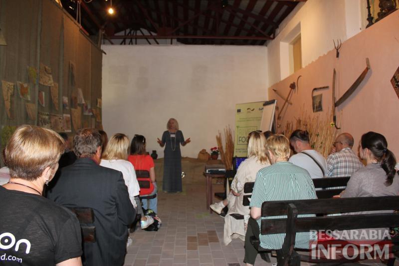 Движение «неторопливых»: в Вилково представители Слоуфуда провели первый в Бессарабии гастрономический семинар