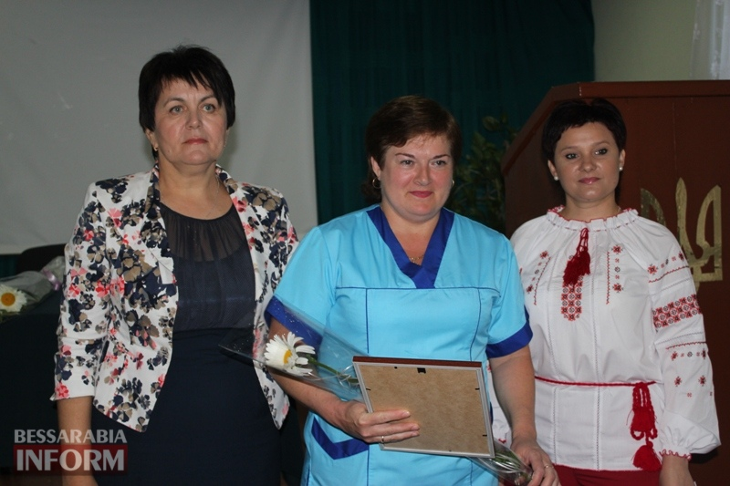 Правая рука врача и главный помощник пациента: в Измаильской ЦРБ чествовали медсестер