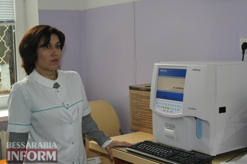 Оборудование на миллион: Измаильская центральная районная больница модернизируется