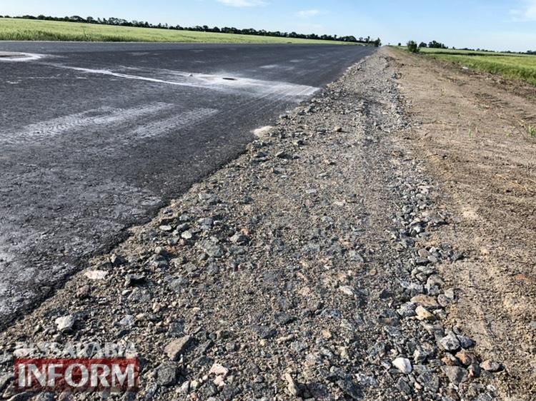 Килийский район: отремонтированные дороги и их обочины (часть первая)