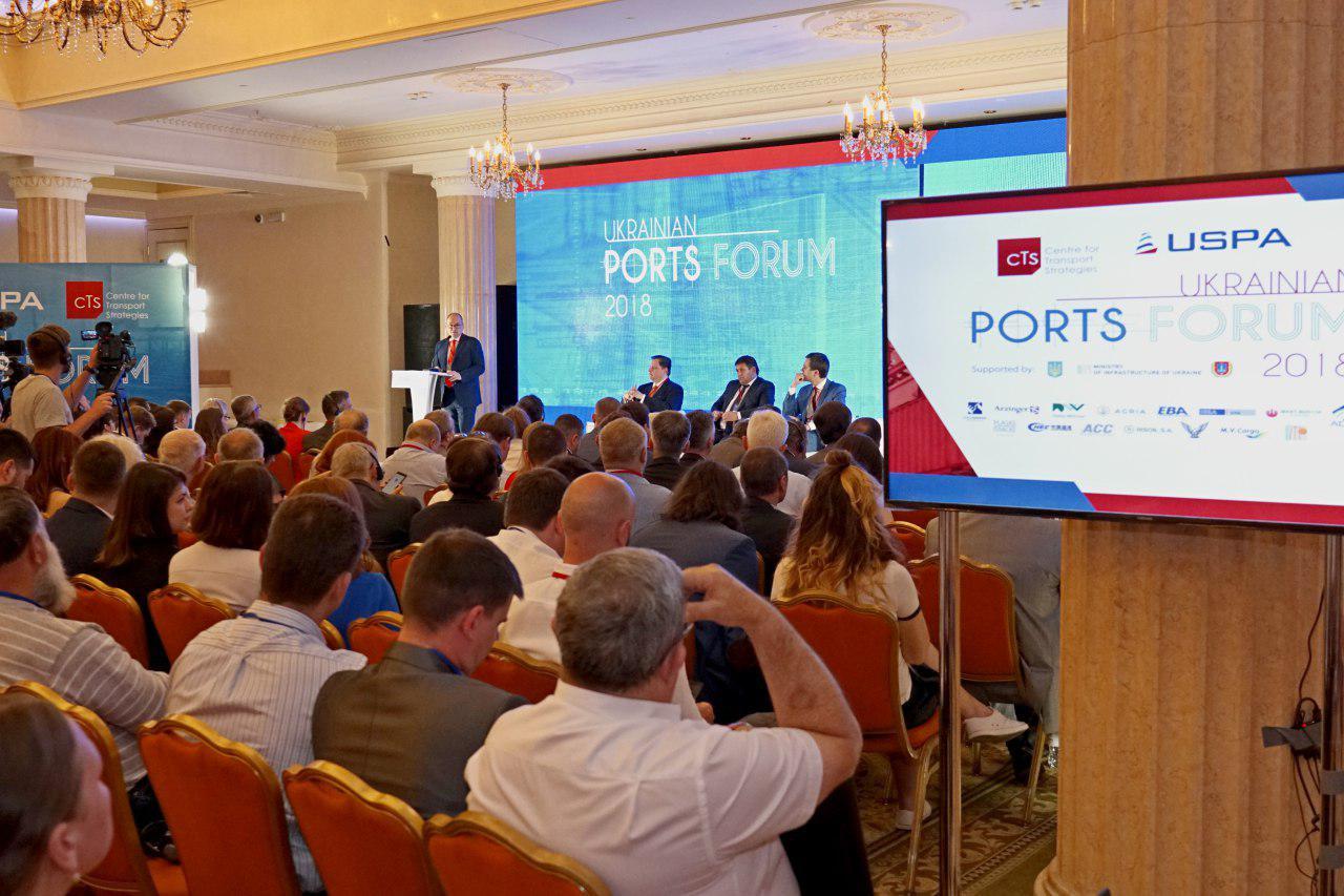 """Ренийский порт хотят """"реанимировать"""" по особому плану Одесской ОГА"""