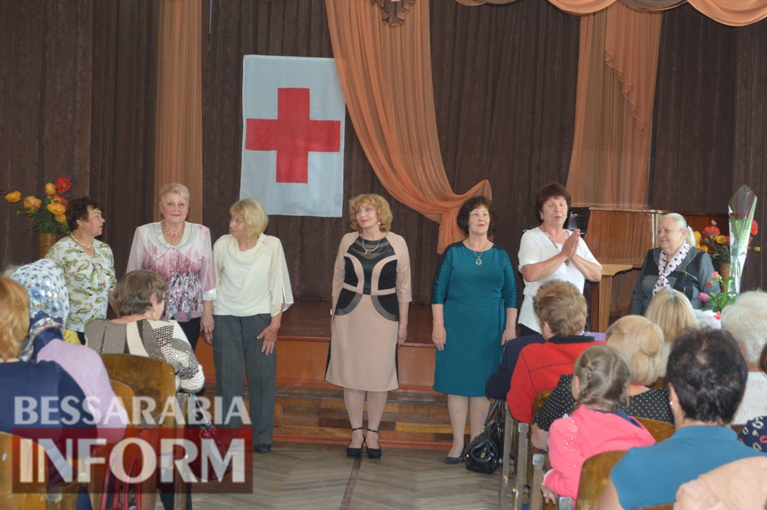 В Килии на вековом юбилее Украинского Красного Креста подвели итоги работы и поделились проблемами