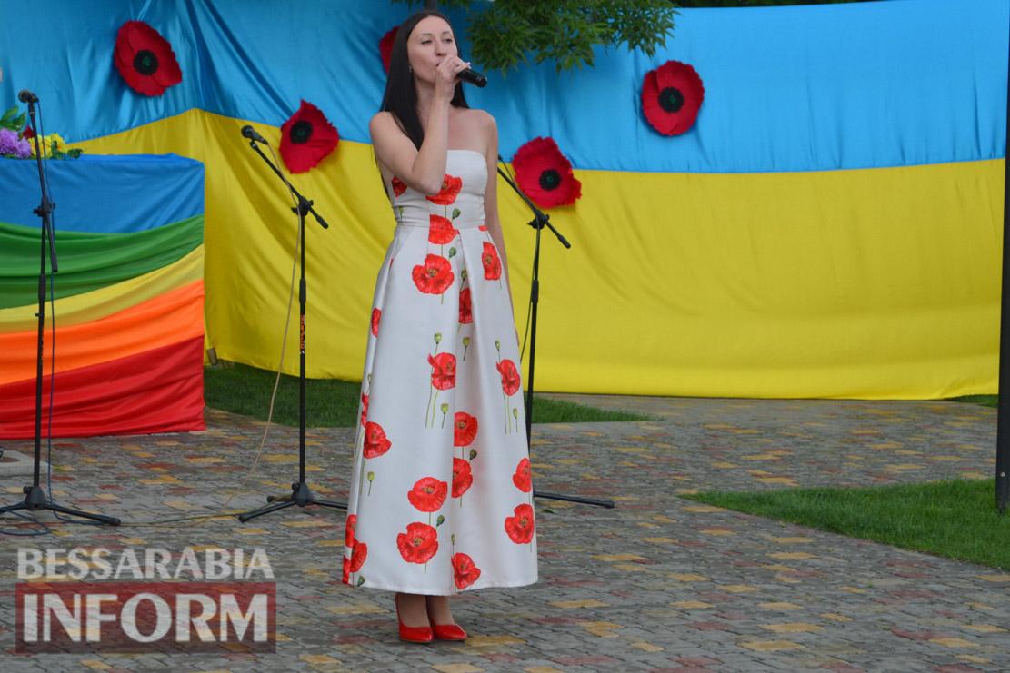 Праздник вышиванки: килийцы вышли на парад и концерт (фоторепортаж)