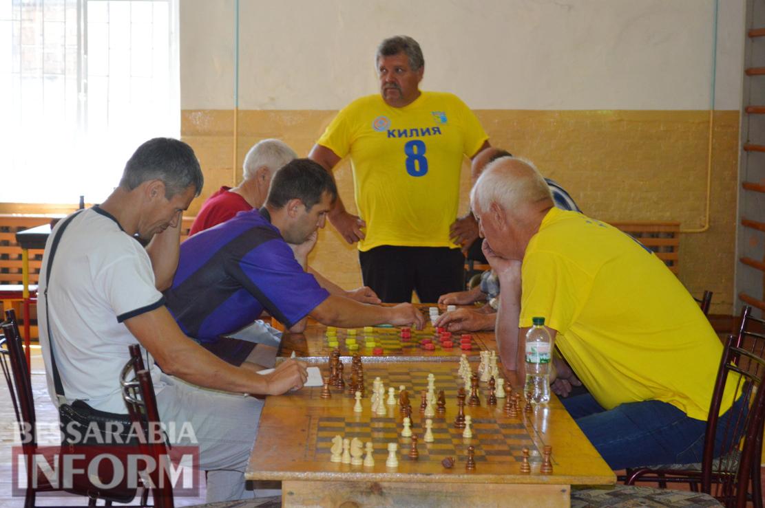 В Килии отобрали участников областного этапа Всеукраинских парасоревнований