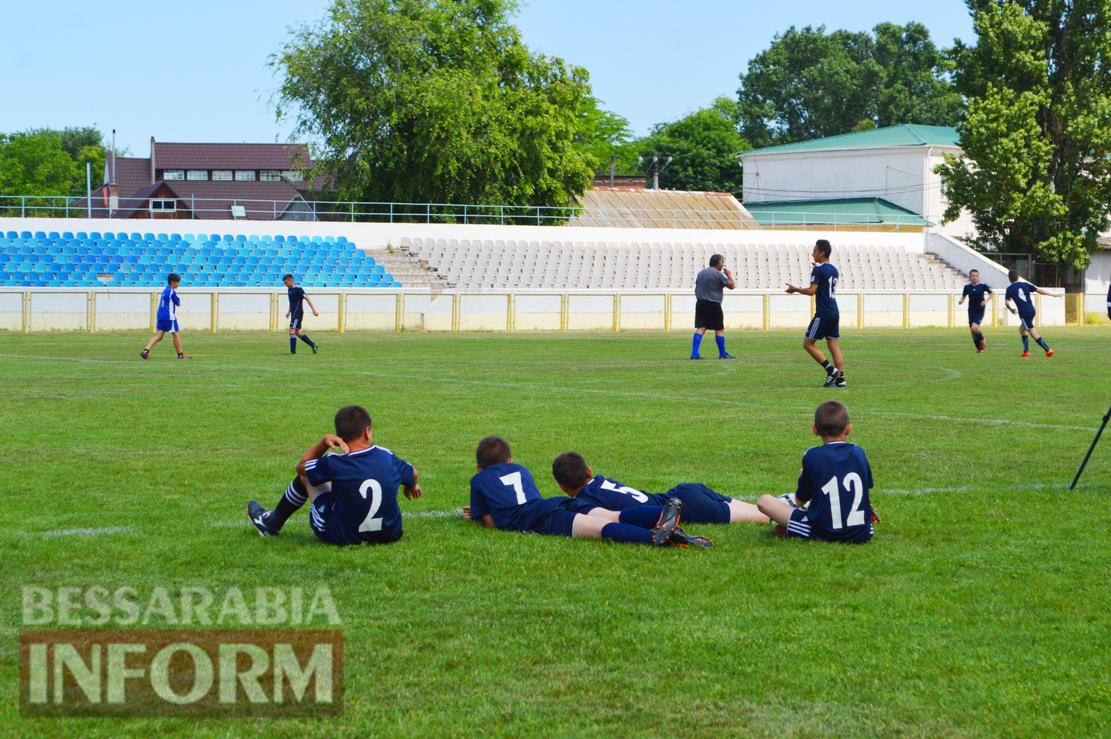 В Килии состоялся турнир памяти известного местного футболиста - победила команда из Болграда