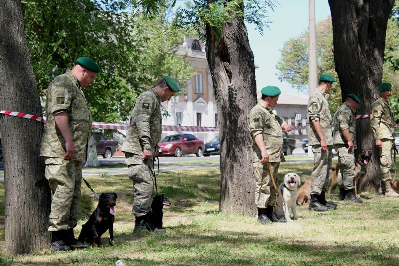 """Новая дата, прежние герои: сегодня в Измаиле впервые отметили День пограничника """"по-новому"""""""