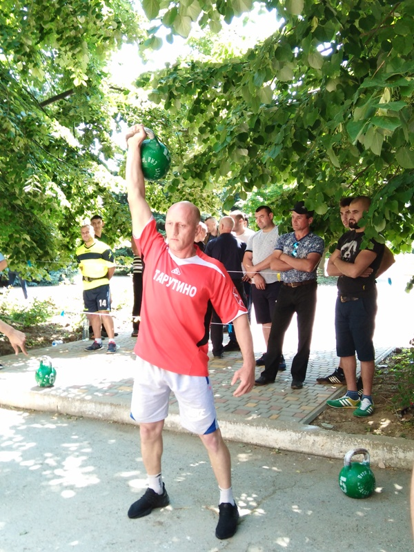 В Белгород-Днестровском районе состоялись Областные сельские спортивные игры