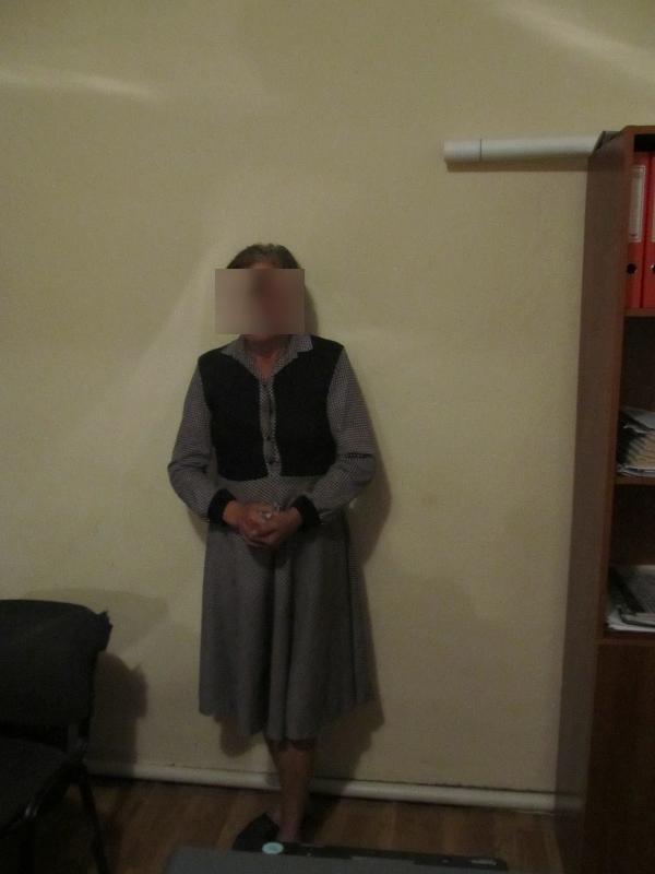 Гражданка соседнего государства пыталась незаконно проникнуть на территорию Болградского района
