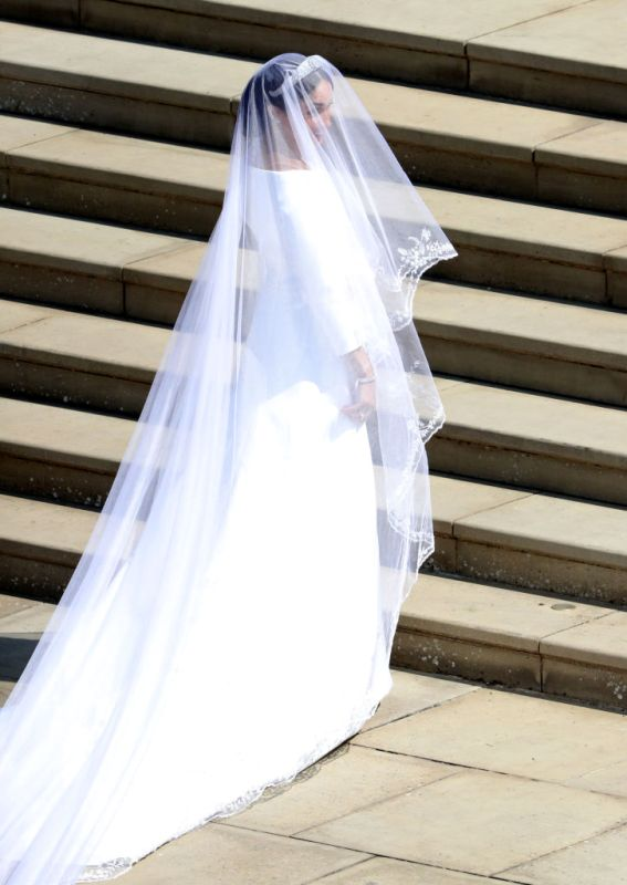 Самая ожидаемая во всем мире церемония бракосочетания: свадьба принца Гарри и Меган Маркл