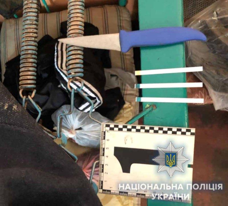 В Одессе заключенный напал с ножом и серьезно ранил работника колонии