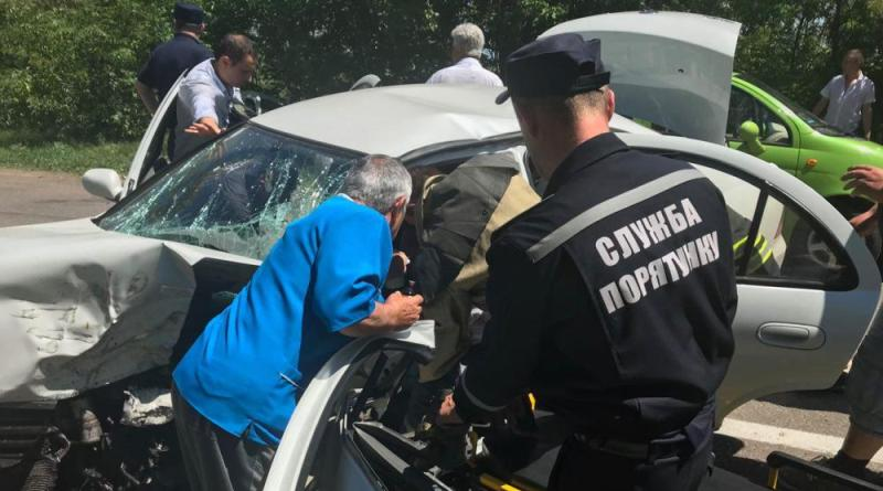 В Белгород-Днестровском районе в результате ДТП один человек погиб и еще три пострадали