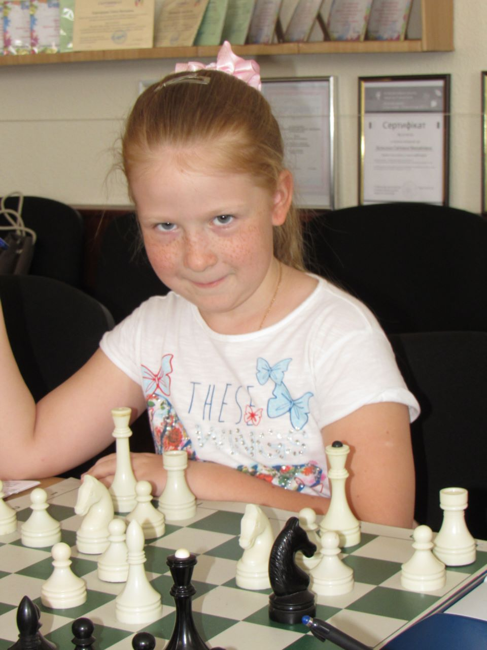 """Детский шахматный турнир """"Измаильский слоненок"""" завершился - победители объявлены"""