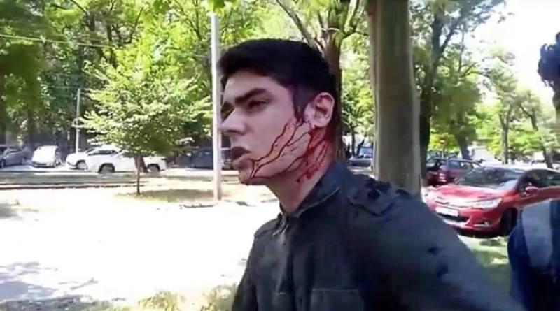 """На известного одесского лидера """"Автомайдана"""" совершено нападение"""