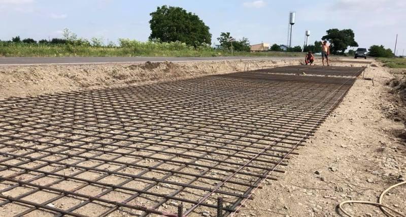спасское бетон