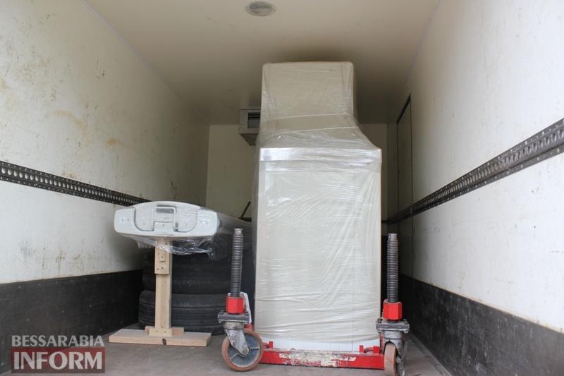 """""""Только у нас и в Одессе"""": в Дунайскую областную больницу в Измаиле доставили инновационное медоборудование"""