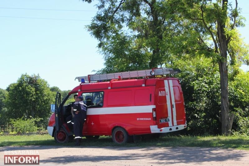 Наивысший уровень пожарной опасности: спасатели Измаила предупредили об угрозе для экосистем