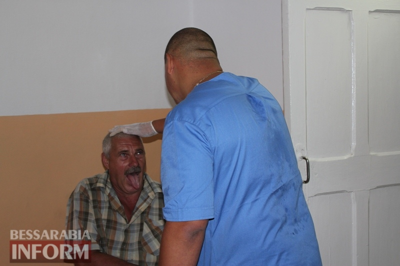 """""""Будем жить!"""": в Измаильском районе прошли масштабные учения по ликвидации последствий ДТП (фоторепортаж)"""