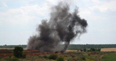 В Сарате несовершеннолетний пастух подорвался на мине